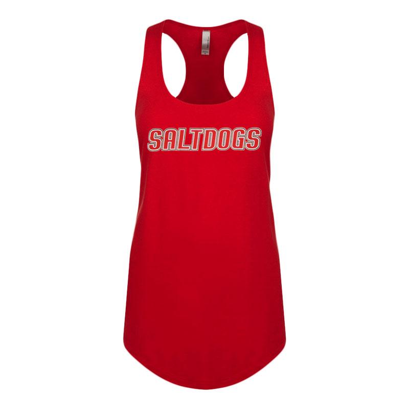 Saltdogs Womens Tank Top