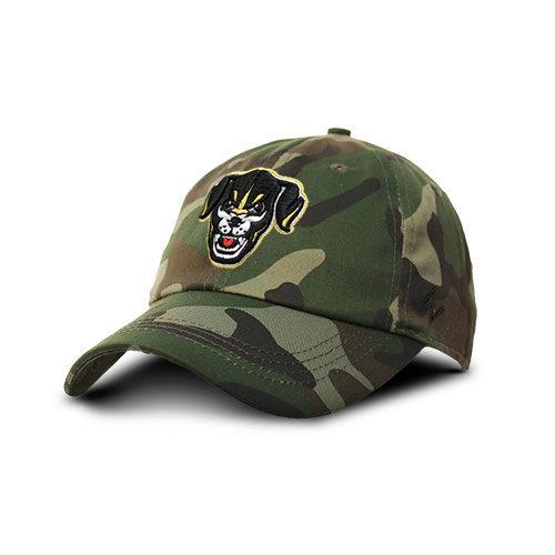 Saltdogs Zephyr Adjustable Camo Hat